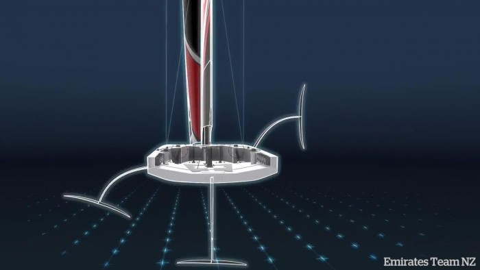 Team New Zealand reveal new America's Cup boat – NZ Herald