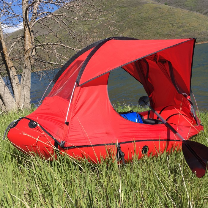 tent -raft -packraft-traft