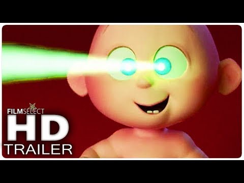 THE INCREDIBLES 2 Teaser Trailer (2018) – YouTube
