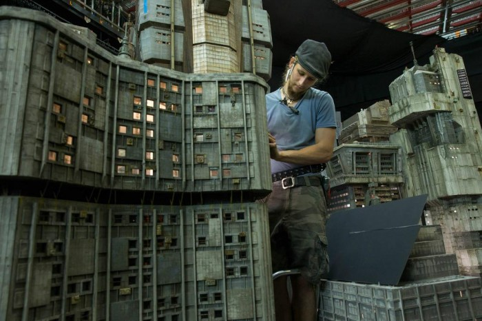 The Miniature Models That Made Blade Runner 2049 – artFido's Blog
