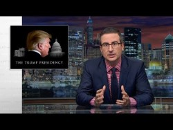 The Trump Presidency: Last Week Tonight with John Oliver (HBO) – YouTube