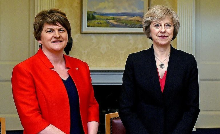 Theresa May's deal with the DUP could now cost us our human rights | The Canary