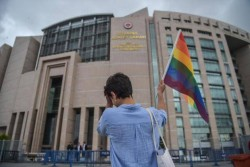 Turkey bans all LGBT events in capital to 'protect public security' | The Independent