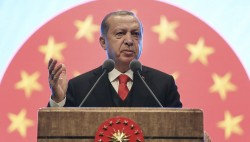 Turkey's Recep Tayyip Erdogan is a criminal. Our foreign policy should treat him as such.