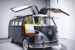 1967 Volkswagen 'Back To The Future' Bus | HiConsumption