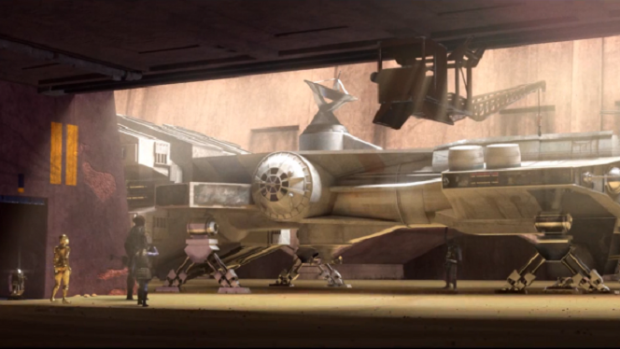 Amazing Fan Trailer Brings the Star Wars of Ralph McQuarrie's Original Concept Art to Life ...