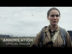 Annihilation (2018) – Official Trailer – Paramount Pictures – YouTube