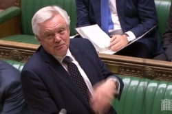 Brexit Secretary David Davis threatened to resign if Damian Green was sacked – but he&#821 ...