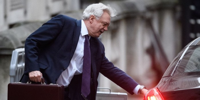 David Davis says he doesn't have to be clever or 'know that much' to be Brexit ...