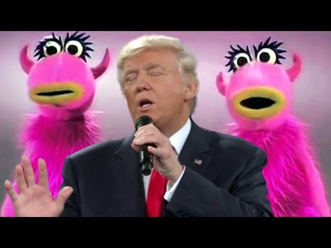 DONALD TRUMP : The Muppet Show Mashup – YouTube