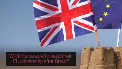 EU negotiators will offer Brits an individual opt-in to remain EU citizens, chief negotiator con ...
