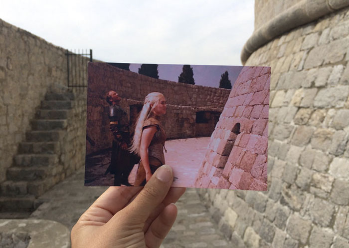 Girl Finds Exact Game Of Thrones Scene Locations In Real-Life, And Here's Where You Can Find The ...