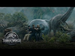 Jurassic World: Fallen Kingdom – Trailer Thursday (Run) (HD) – YouTube