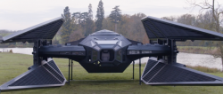 Life-Size, Fan-Built Replica Of Kylo Ren's 'Last Jedi' TIE Fighter Will Blow Y ...
