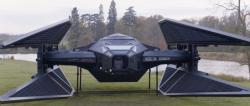 Life-Size, Fan-Built Replica Of Kylo Ren's 'Last Jedi' TIE Fighter Will Blow Y ...