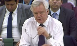 MPs feared a David Davis cover-up. Worse, he had nothing to hide | Politics | The Guardian