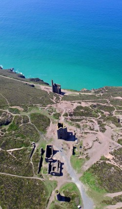 Wheal Coates near St Agnes