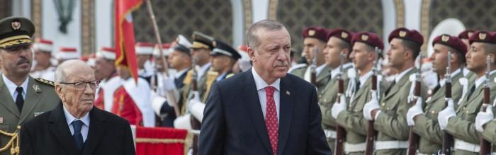 President Erdoğan cuts Tunisia trip short after receiving cold shoulder | Ahval