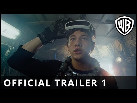 Ready Player One – Official Trailer – Warner Bros. UK – YouTube