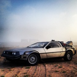 Rent The Time Machine from Back to the Future