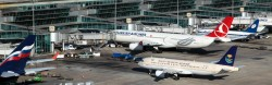 Seven airlines stop services to Istanbul   Ahval