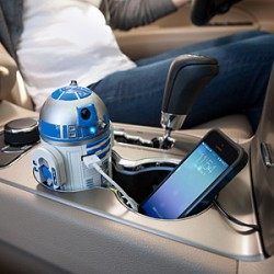 Star Wars R2-D2 USB Car Charger | ThinkGeek
