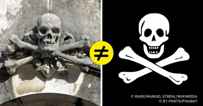 12 Symbols Whose Meaning Has Been Interpreted in a Completely Wrong Way