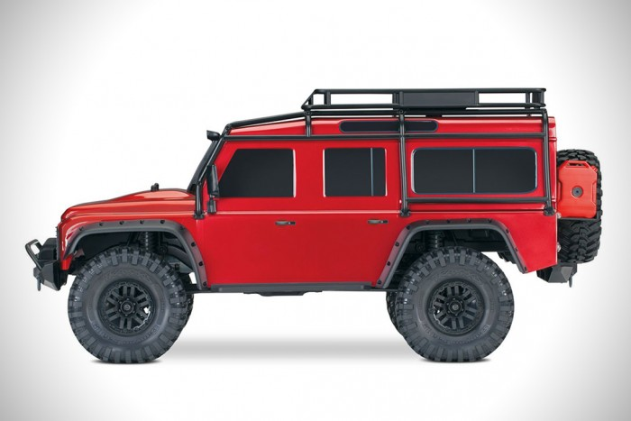 Traxxas TRX RC Defender | HiConsumption