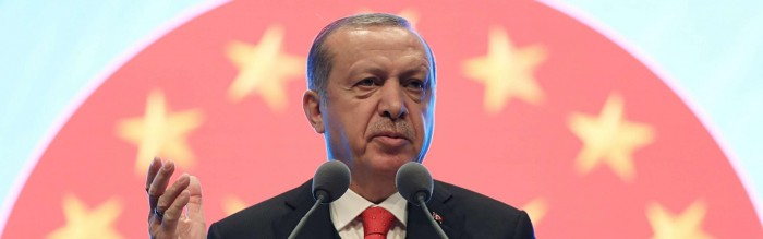 Turkey falls apart if I leave, Erdoğan says | Ahval