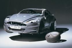Aston Martin DBS: How James Bond crashed his Aston | Evo