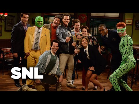 Carrey Family Reunion – Saturday Night Live – YouTube