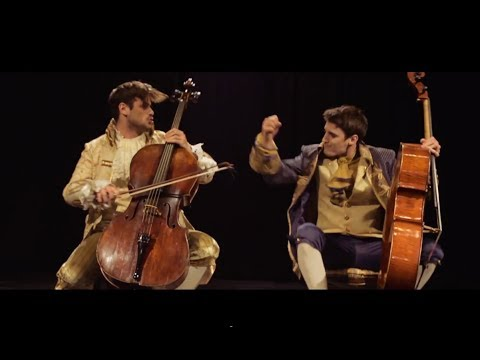 2CELLOS – Thunderstruck [OFFICIAL VIDEO] – YouTube