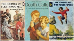 'Daisy drops a tab' & other fantastically fake covers of classic UK children's books 		 		 | ...