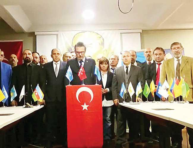 First racist political party founded in Turkey in 2017, Turks presented as 'superior race'