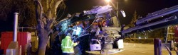 11 killed, 46 injured in a Turkey bus crash | Ahval