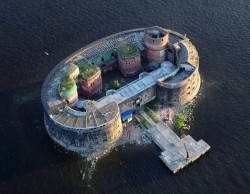 Plague Fort, St. Petersburg