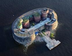 Plague Fort, St. Petersburg