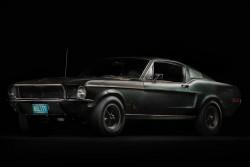 1968 Original Bullitt Mustang | HiConsumption