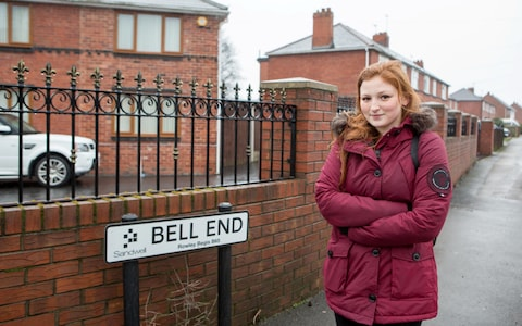 Residents of Bell End call for change to their 'embarrassing' street name