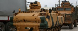 "Turkey demands ""patriotic"" coverage of military offensive in Syria 