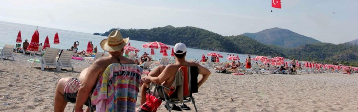 Turkey loses share of European tourism market – news report | Ahval