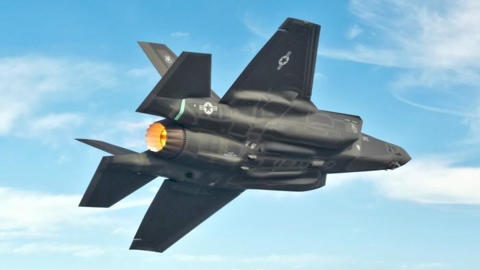Turkey seeks firewall to block F-35 fighters leaking data to U.S. | Ahval