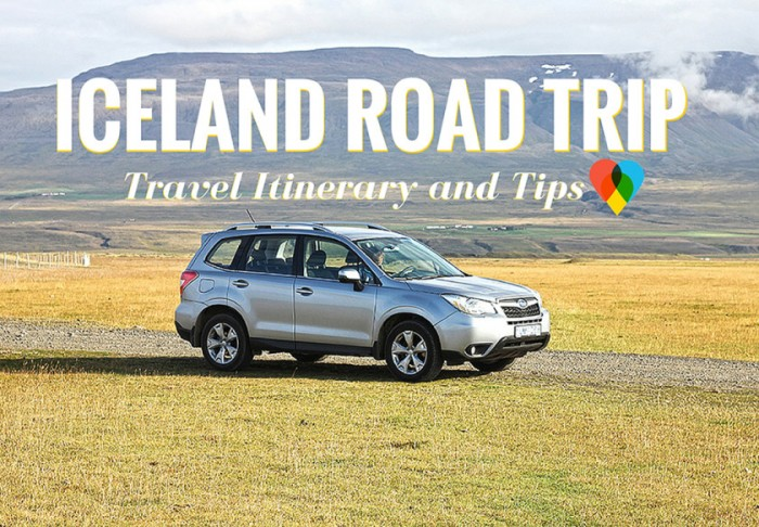 An Epic Iceland Road Trip – Travel Itinerary and Tips
