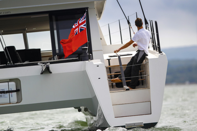Broadblue Rapier 550 boat test – Yachting World