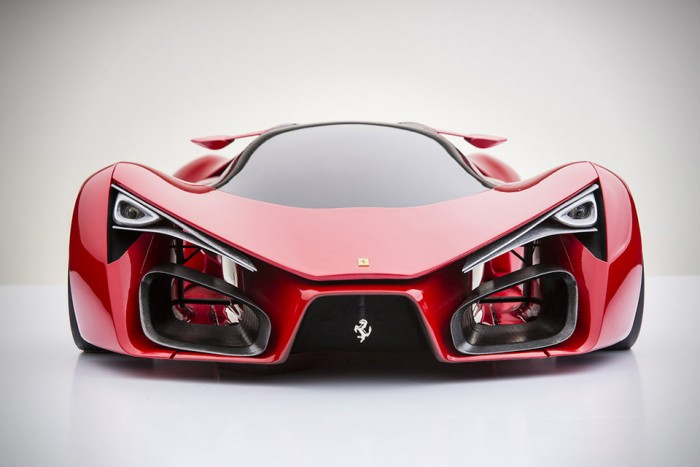 Ferrari F80 Supercar Concept | HiConsumption