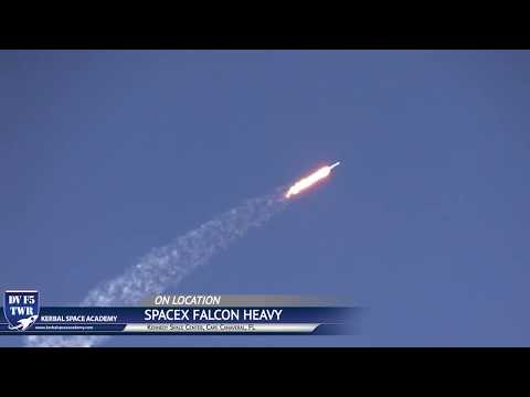 FH Single Take 6 miles from Launch, 4 from Landing – YouTube