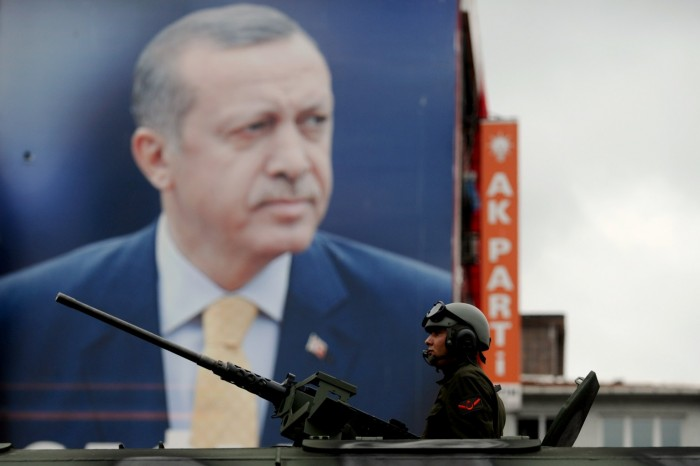 General Erdogan's First War – Foreign Policy