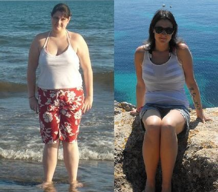 How I Lost 100lbs – Hungry Healthy Happy