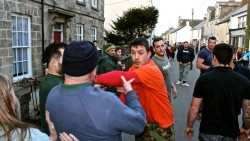 We Watched Some Cornish Men Celebrate Shrove Tuesday By Beating the Shit Out of Each Other in th ...