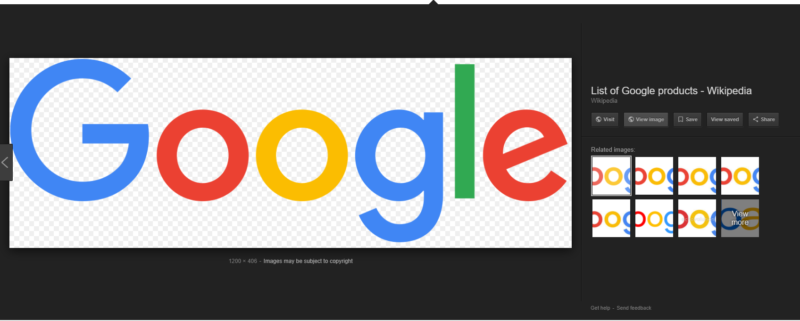 "Internet rages after Google removes ""view image"" button, bowing to Getty 